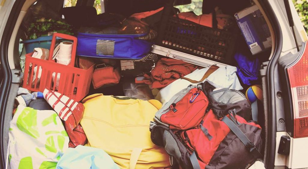 Are you taking your learners car camping or backpacking?
